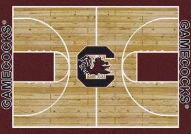 Milliken College Home Court South Carolina Multi