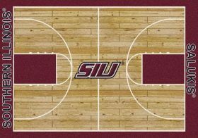 Milliken College Home Court Southern Illinois Multi