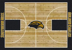 Milliken College Home Court Southern Mississippi Multi