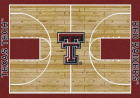 Milliken College Home Court Texas Tech Multi