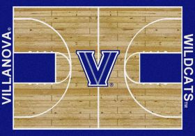 Milliken College Home Court Villanova Multi
