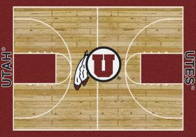 Milliken College Home Court Utah Multi