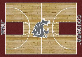 Milliken College Home Court Washington State Multi