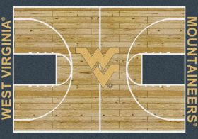 Milliken College Home Court West Virginia Multi