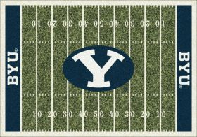 Milliken College Home Field Brigham Young Multi