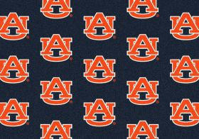 "Milliken College Repeating Auburn Multi 5'4"" x 7'8"""