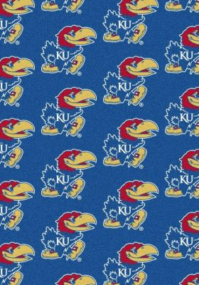 "Milliken College Repeating Kansas Multi 5'4"" x 7'8"""