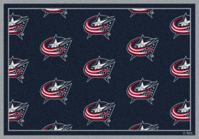 Milliken NHL Team Repeat Columbus Bluejackets Multi