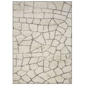 Karastan Rugs Design Concepts Simpatico Fragment Cream Natural Cotton