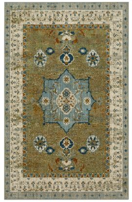 "Karastan Rugs Meraki Promenade Heirloom Gold by Patina Vie 2'0"" x 3'0"""