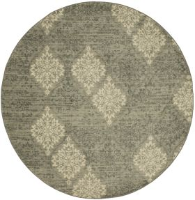"Karastan Rugs Euphoria Wexford Willow Grey 2'0"" x 3'0"""