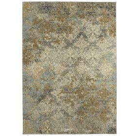 Karastan Rugs Touchstone Moy Willow Grey
