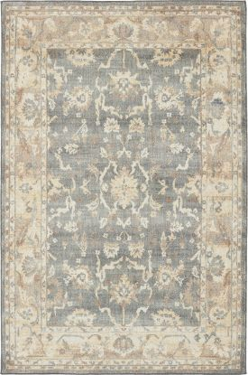 "Karastan Rugs Euphoria Liffey Willow Grey 3'6"" x 5'6"""