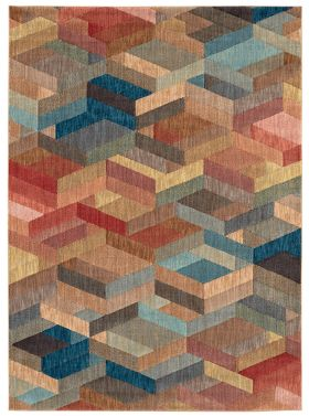 Karastan Rugs Intrigue Ignite Multi