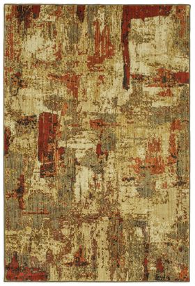 Karastan Rugs Elements Treviso Gold