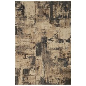 Karastan Rugs Elements Treviso Grey