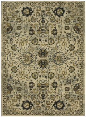 Karastan Rugs Touchstone Deveron Willow Grey