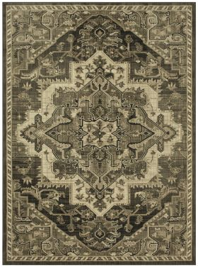 Karastan Rugs Elements Augustine Onyx Gun Metal