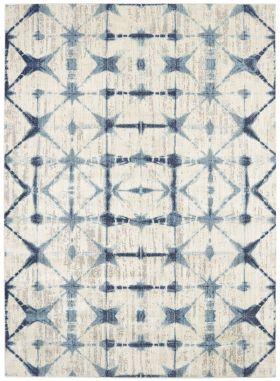 Karastan Rugs Expressions Triangle Accordion Beige by Scott Living Beige