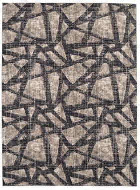 "Karastan Rugs Expressions Solstice Onyx by Scott Living Dark Linen 9'6"" x 12'11"""