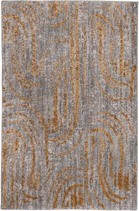 """Karastan Rugs Artisan Equilibrium Smokey Grey by Scott Living Smokey Gray 2'0"""" x 3'0"""" Scatter"""