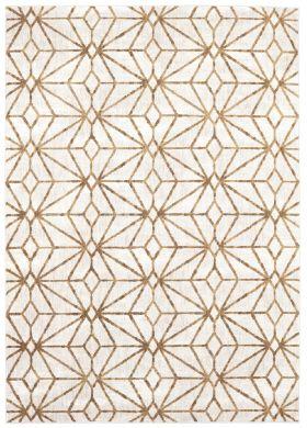Karastan Rugs Artisan Celeste Brushed Gold by Scott Living Antique White