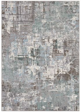 Karastan Rugs Enigma Metamorphic Jade Antique White