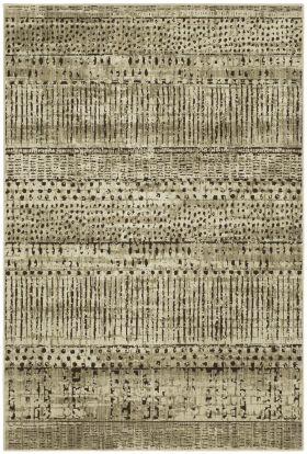Karastan Rugs Mosaic Frieze Oyster