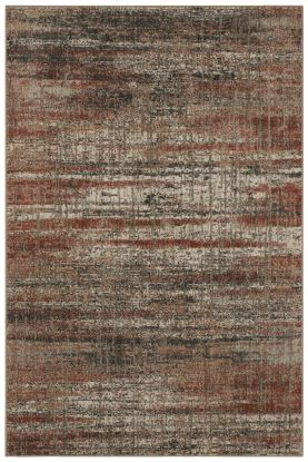 Karastan Rugs Expressions Craquelure Ginger by Scott Living