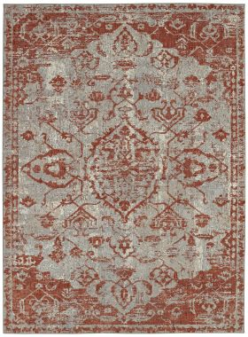 Karastan Rugs Soiree Kamo Rose Gold