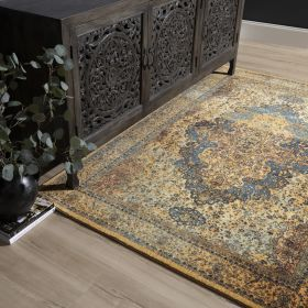Karastan Rugs Antiquity Bandar Blue