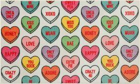Mohawk Candy Hearts Multi