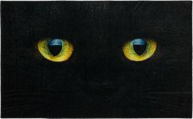 Mohawk Cat Face Black