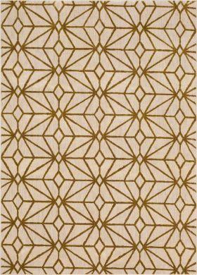 Karastan Rugs Artisan Celeste Brushed Gold