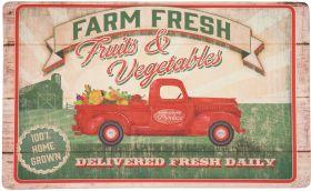 """Mohawk Vegetable Trucks Multi 1'6"""" x 2'6"""""""
