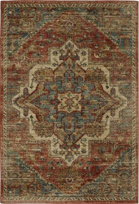 Karastan Rugs Elements Kasbar Spice Cream