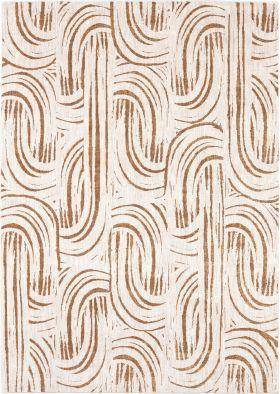 Karastan Rugs Artisan Equilibrium Brushed Gold