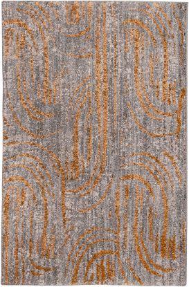 """Karastan Rugs Artisan Equilibrium Smokey Grey 2'0"""" x 3'0"""""""