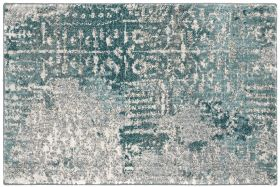"Karastan Rugs Cosmopolitan Hyde Park Emerald 2'0"" x 3'0"""