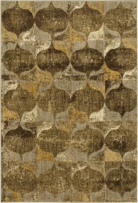 Karastan Rugs Expressions Iconograph Gold