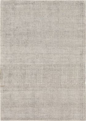 Karastan Rugs Labyrinth Collection Matrix Steel Grey