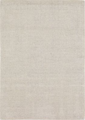 Karastan Rugs Labyrinth Collection Meander Silver Birch