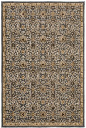 Karastan Rugs Relic Moche Denim
