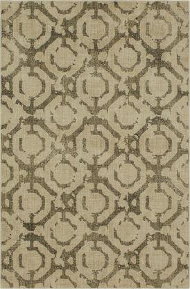 Karastan Rugs Expressions Motif Dark Linen
