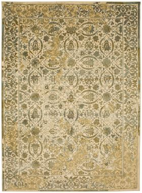 "Karastan Rugs Touchstone Ness Willow Grey 8'0"" x 11'0"""
