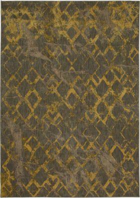 Karastan Rugs Cosmopolitan Quartz Brushed Gold