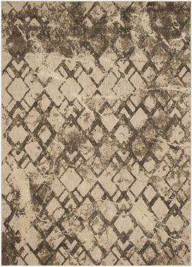 "Karastan Rugs Cosmopolitan Quartz Linen 8'0"" x 11'0"""