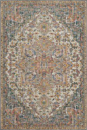 "Karastan Rugs Mosaic Ravenna Multi 9'6"" x 12'11"""