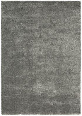 "Karastan Rugs Prima Shag Silver 4'0"" x 5'7"""
