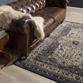 Karastan Rugs Antiquity Shiraz Blue